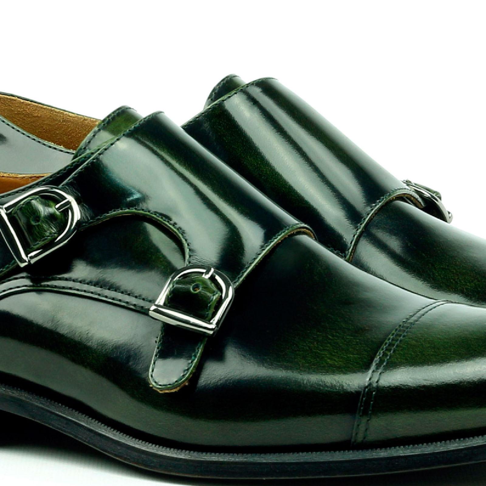 Dress Shoes Double Monk