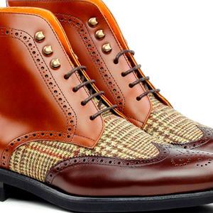 Chaussures habillées Richelieu militaire