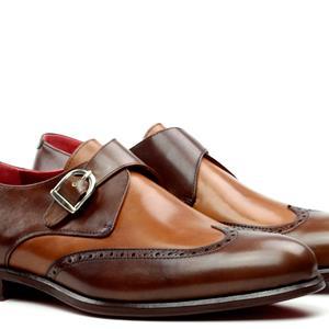 Chaussures habillées Boucle simple