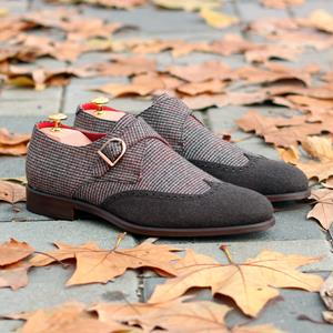 Dress Shoes Single Monk