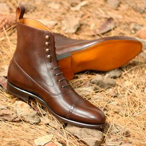Dress Shoes Balmoral Boot