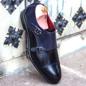 Dress Shoes Double Monk