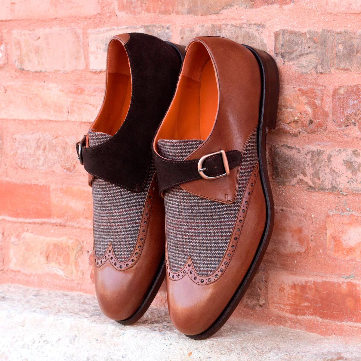 Dress Shoes Single Monk