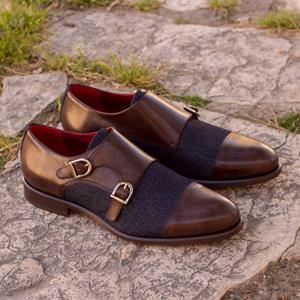 Chaussures habillées Boucle double