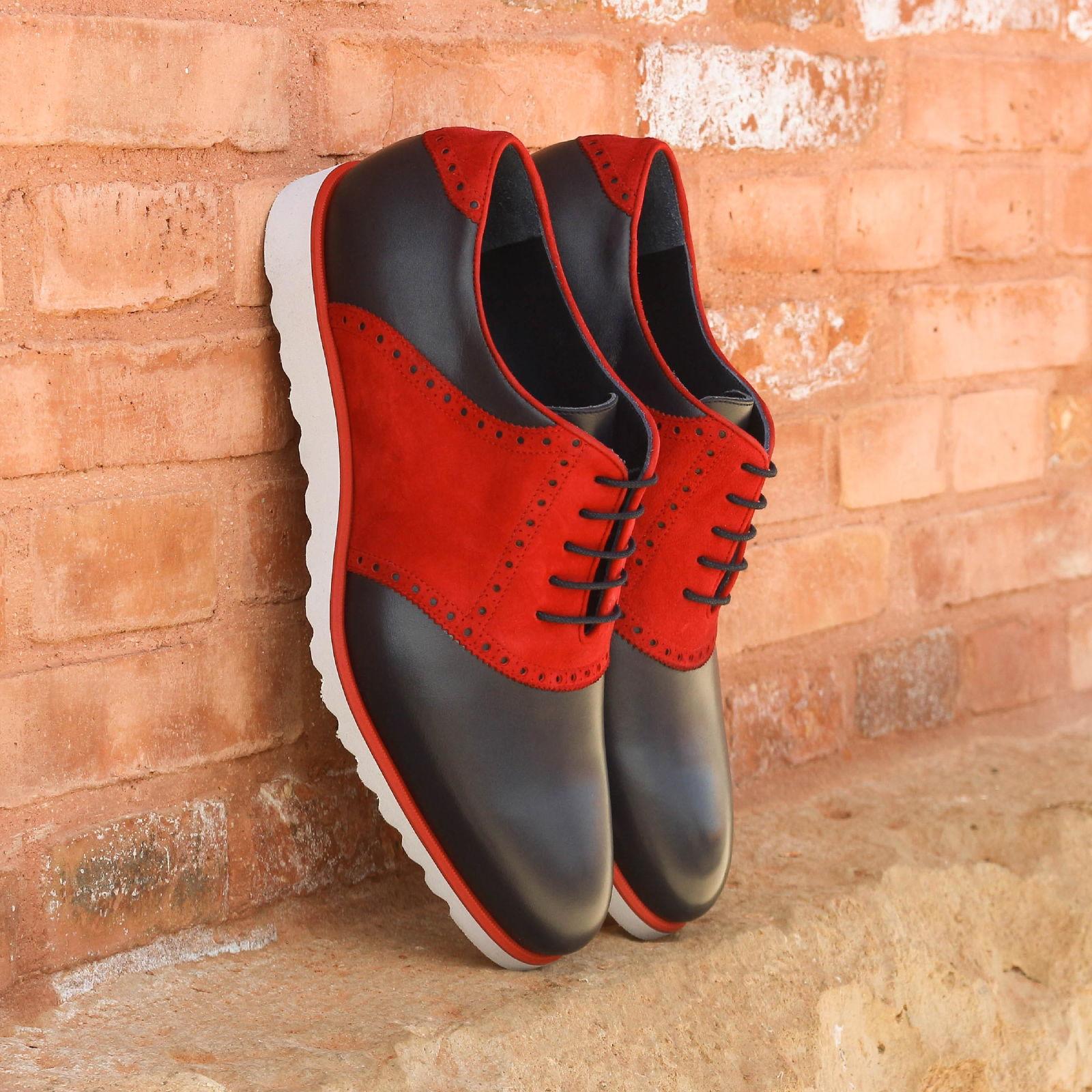 Dress Shoes Saddle