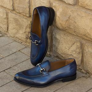 Handmade Patina Loafer